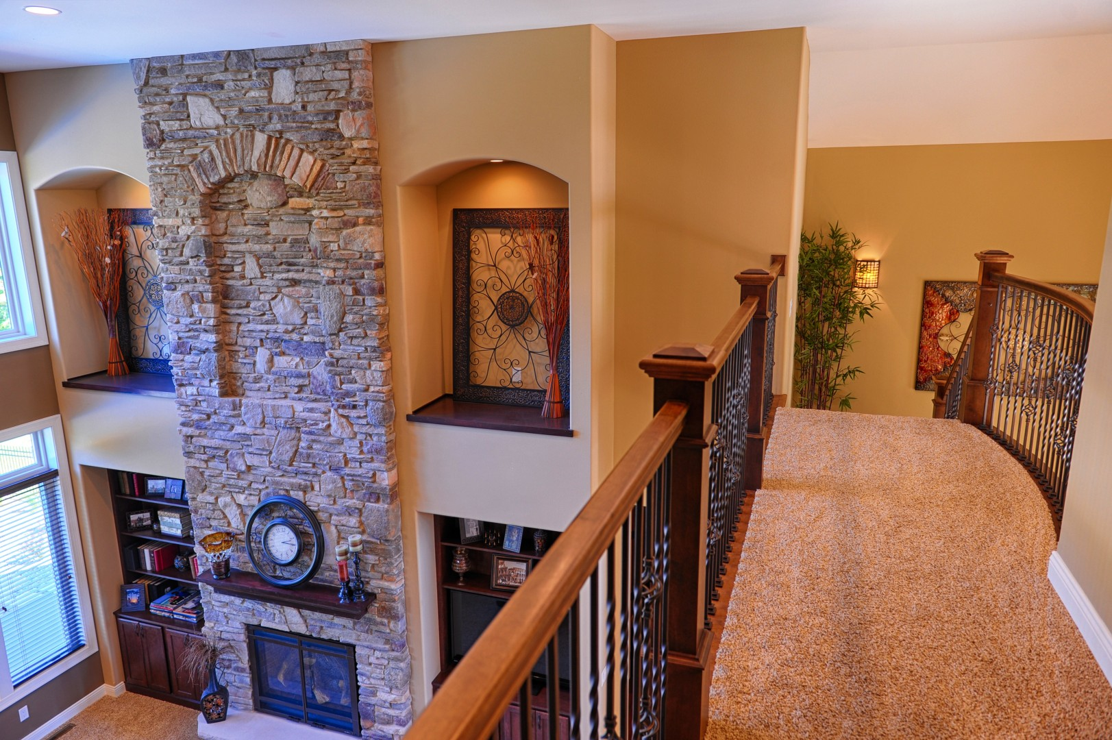 fireplace classic custom homes madison wi
