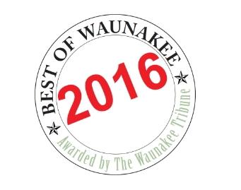 2016'S BEST CONTRACTOR AWARD