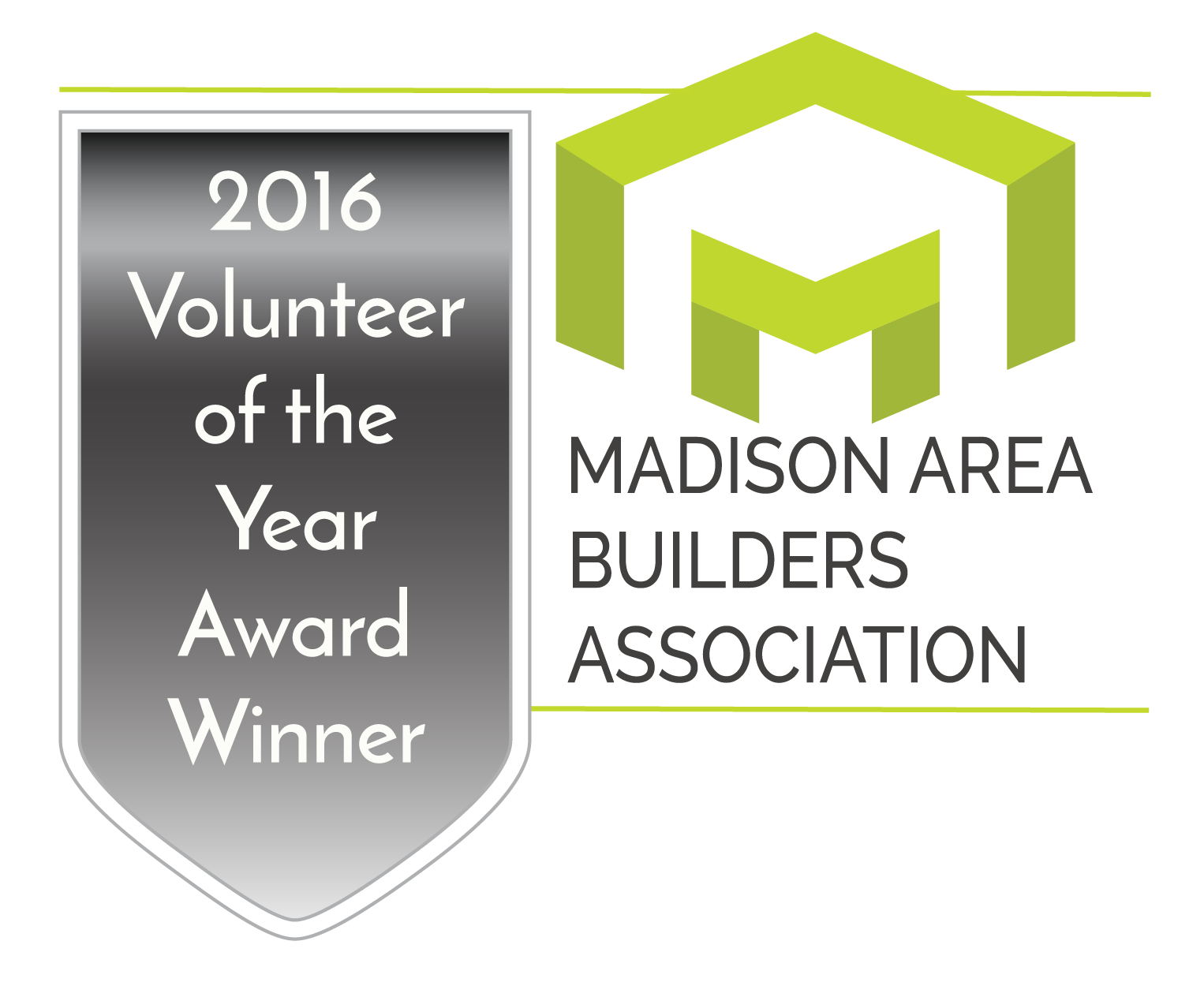 Volunteer of the Year 2016