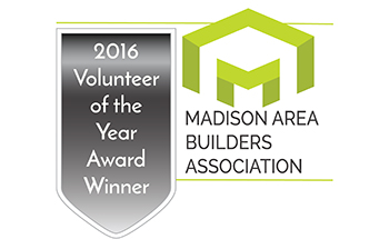 2016 VOLUNTEER OF THE YEAR
