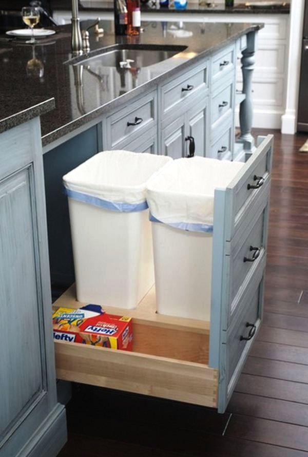 Pullout Drawer Trash